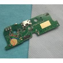 Repuesto placa USB cargador de enchufe para movil chino DOOGEE S40