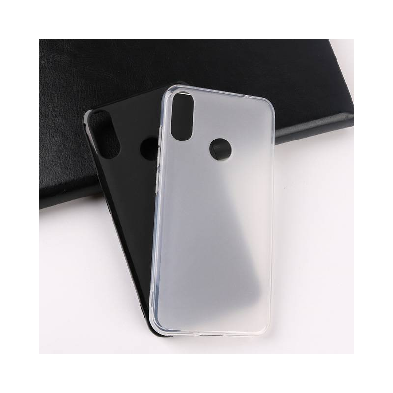 Funda de proteccion en silicona para movil chino Oukitel C16 PRO