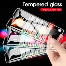 2 Unidades de protector de pantalla vidrio templado de alta calidad para movil chino Blackview S8