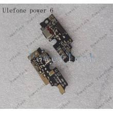 Repuesto placa USB cargador de enchufe para movil chino Ulefone Power 6