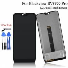 Pantalla LCD + pantalla táctil de reemplazo para movil chino Blackview BV9700 Pro