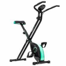 Preciosa bicicleta magnetica, plegable y compacta X-Bike