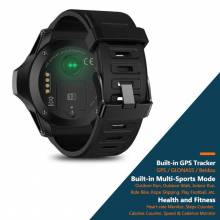 """Reloj inteligente Zeblaze THOR 5 con doble sistema híbrido 1,39"""" AOMLED 454*454p x 2GB + 16GB 8.0MP cámara frontal"""