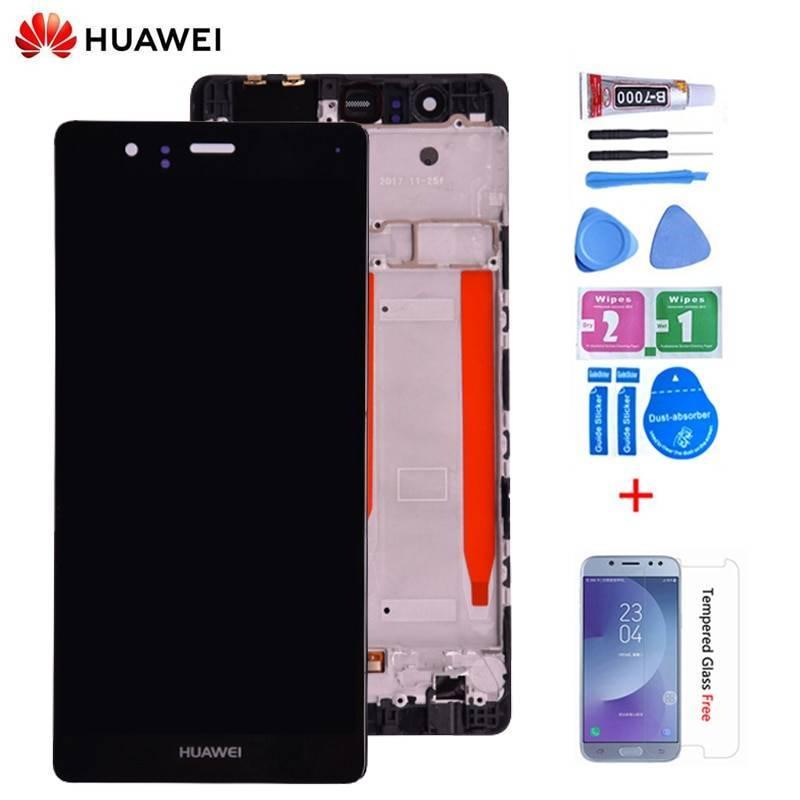 Pantalla LCD + pantalla táctil de reemplazo para movil chino Huawei P9 EVA-L09 L19 L29