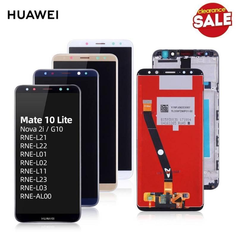 Pantalla LCD + pantalla táctil de reemplazo para movil chino HUAWEI Mate 10 Lite