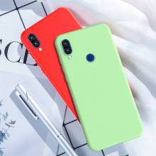 Funda de proteccion en silicona para movil chino Xiaomi Redmi Note 8