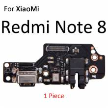 Repuesto placa USB cargador de enchufe para movil chino Xiaomi Redmi Note 8