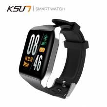Pulsera inteligente china Ksun Kss901 con Monitor de Ritmo Cardíaco Presión Arterial Ip68 Fitness