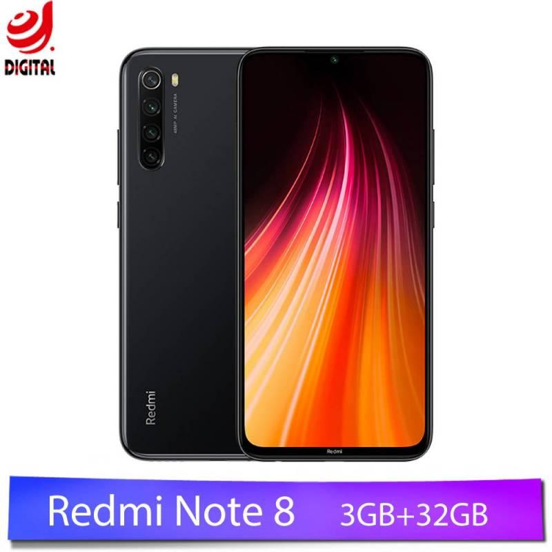 Movil chino Xiaomi Redmi Note 8 Version Global con 3GB 32GB camara 48MPX Snapdragon 665