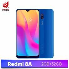 """Movil chino Xiaomi Redmi 8A 32GB + 2GB Versión Global pantalla 6.22"""" desbloqueo facial batería 5000mAh"""