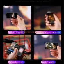 "Movil chino pequeño SOYES XS 3"" con 4G LTE Android 6,0 2GB 16GB Quad Core Dual Sim Wifi GPS"