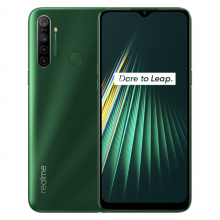 "Movil chino Realme 5i Versión Global 4GB RAM 64GB ROM Snapdragon 665 AIE 12MP pantalla 6,5"" bateria 5000mAh"