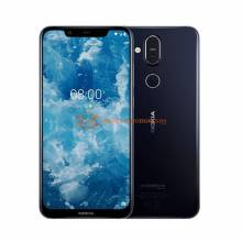 "Movil NOKIA 8,1 Versión Global NOKIA 8,1 pantalla 6,18"" 4 GB RAM 64GB ROM Snapdragon 710 Android 10 bateria 3500mAh"