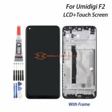 Pantalla LCD + pantalla táctil de reemplazo para movil chino Umidigi F2