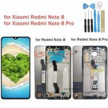 Pantalla LCD + pantalla táctil de reemplazo para movil chino Xiaomi Redmi Note 8 y Xiaomi Redmi Note 8 Pro