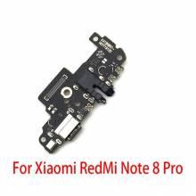 Repuesto placa USB cargador de enchufe para movil chino Xiaomi Redmi Note 8 Pro