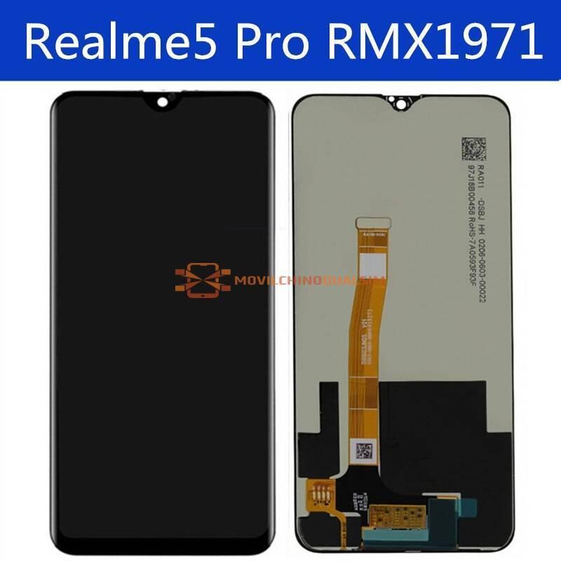 Pantalla LCD + pantalla táctil de reemplazo para movil chino Realme 5 PRO