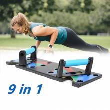 Sistema completo entrenamiento físico Push Up Stands