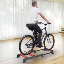 Fantastico rodillo de ciclismo ajustable entrenamiento