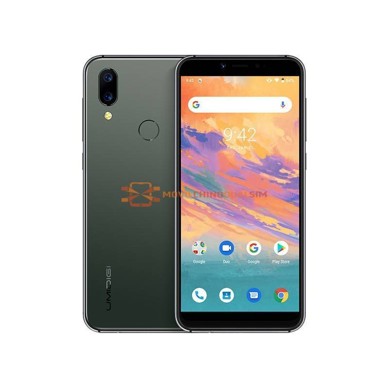 "Movil chino UMIDIGI A3S Android 10 Global Bateria 3950mAh pantalla de 5,7"" camara de 13MP"