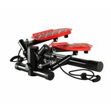 Gran Máquina stepper con cuerdas de resistencia negra y roja