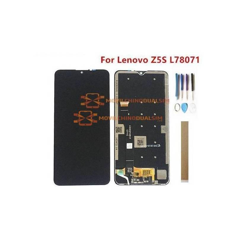 Pantalla LCD  pantalla tactil de reemplazo para movil chino Lenovo Z5S