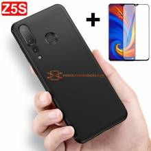 Funda de proteccion en silicona para movil chino Lenovo Z5S