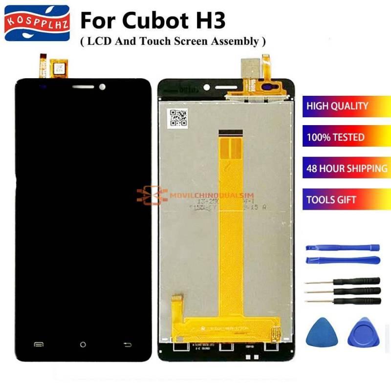Pantalla LCD  pantalla tactil de reemplazo para movil chino Cubot H3