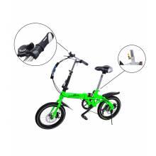 Bicicleta plegable perfecta para la ciudad para un transporte limpio