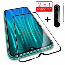2 Unidades de protector de pantalla vidrio templado de alta calidad para movil chino Redmi Note 9S