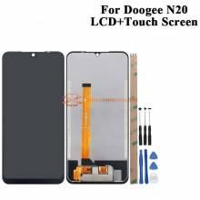 Pantalla LCD  pantalla tactil de reemplazo para movil chino Doogee N20