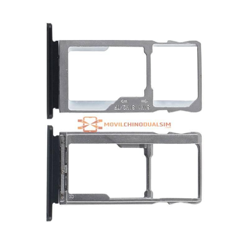 Bandeja de repuesto de SIM para la ranura del movil chino Doogee N20