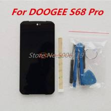 Pantalla LCD + pantalla tactil de reemplazo para movil chino DOOGEE S68 Pro