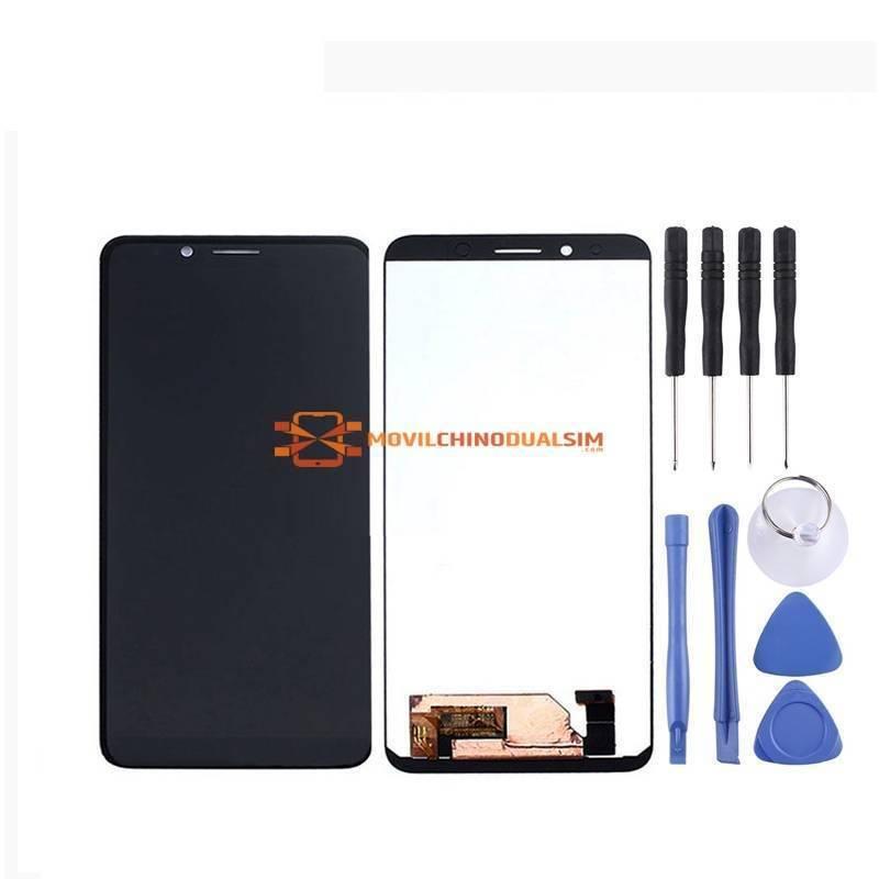 Pantalla LCD + pantalla tactil de reemplazo para movil chino Doogee S90C