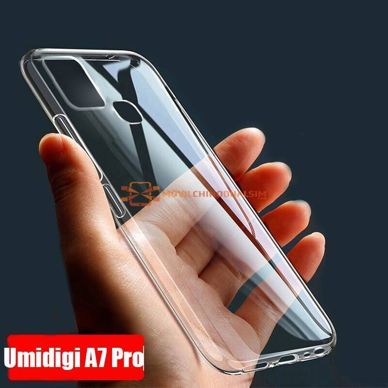 Funda de proteccion en silicona para movil chino UMIDIGI S5 PRO