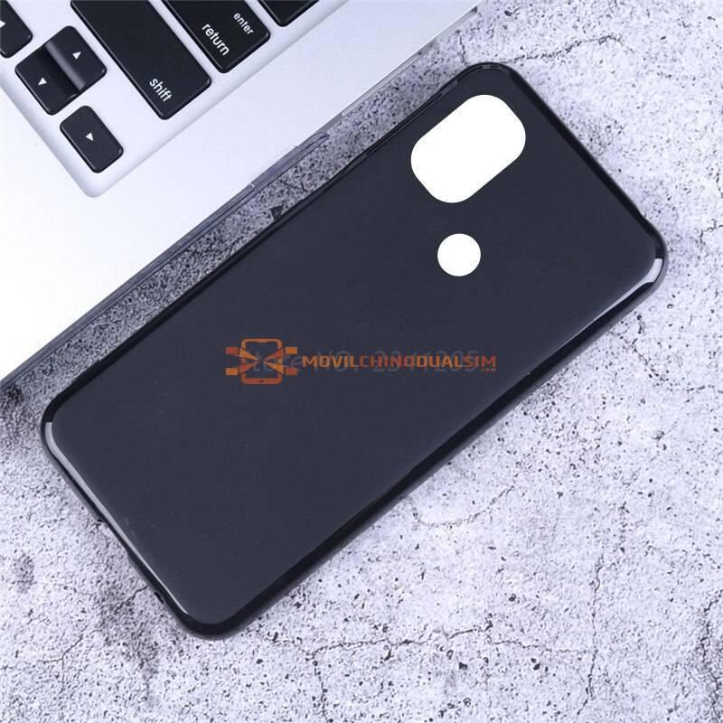 Funda de proteccion en silicona para movil chino UMIDIGI A7 Pro