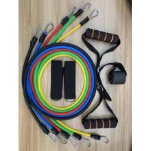 Bandas elasticas para hacer ejercicio Fitness 11 und.