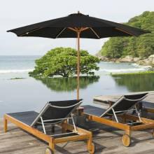Precioso Parasol de Jardín y Cafeterías Ajustable medidas Ø300x250cm