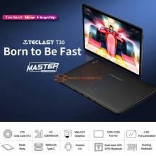 Tablet china Teclast T30 pantalla 10.1 pulgadas android 9.0 4GB de RAM 64GB ROM MTK Helio P70 Octa Core GPS WiFi Dual