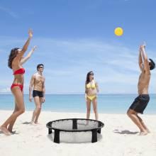 Fantastico Mini Voleibol Set para 4 Jugadores de Spikeball Bolsa de Transporte Incluida