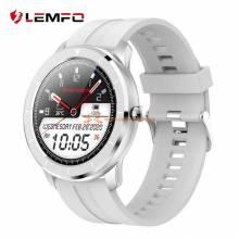 Reloj Inteligente LEMFO T6 para hombres y mujeres monitor de ritmo cardiaco pantalla tactil