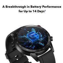 Reloj Inteligente Honor Magic 2 Bluetooth 46 mm 5.1 Deportes impermeables para Android iOS