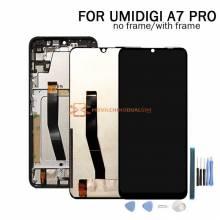 Pantalla LCD + pantalla táctil de reemplazo para movil chino UMIDIGI A7 PRO