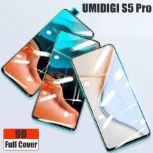 2 Unidades de protector de pantalla vidrio templado de alta calidad para movil chino UMIDIGI S5 Pro