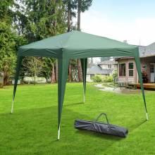 Fantastica Carpa Cenador Plegable para Exterior para Jardín Camping Fiesta