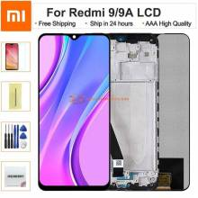 Pantalla LCD + pantalla táctil de reemplazo para movil chino Xiaomi Redmi 9