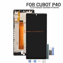 Pantalla LCD + pantalla táctil de reemplazo para movil chino CUBOT P40