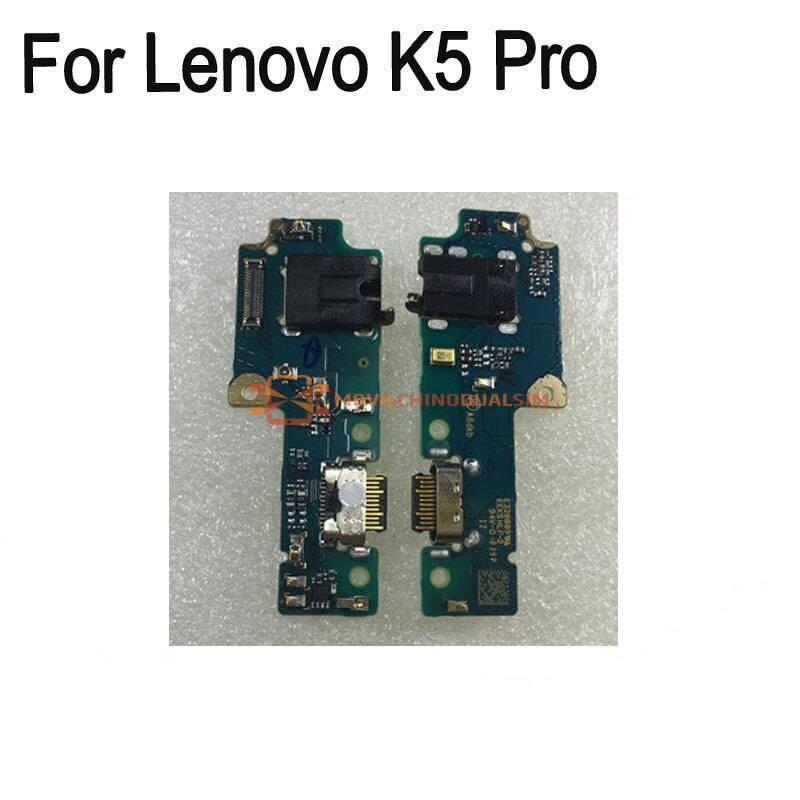 Repuesto placa USB cargador de enchufe para movil chino Lenovo K5 Pro