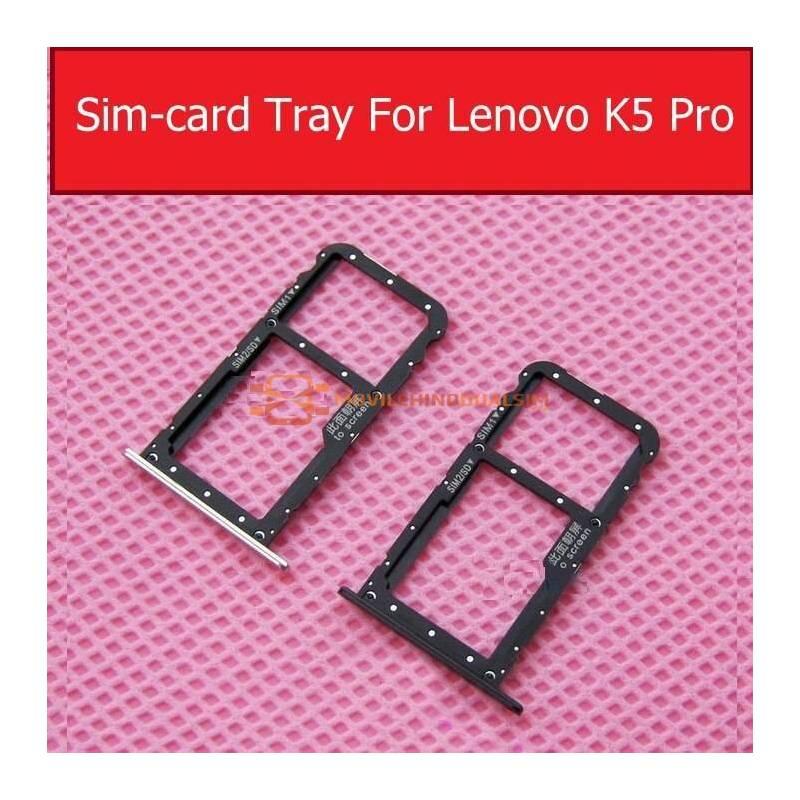 Bandeja de repuesto de SIM para la ranura del movil chino Lenovo K5 Pro