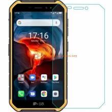 2 Unidades de protector de pantalla vidrio templado de alta calidad para movil chino Ulefone Armor X7 o PRO